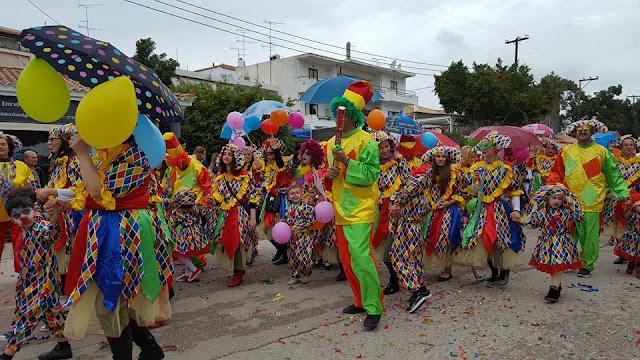 Η Δημοτική Φιλαρμονική Ερμιονίδας συμμετέχει στο Πορτοχελιώτικο Καρναβάλι