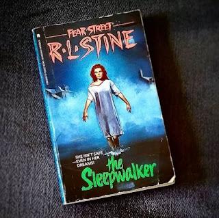 book review the sleepwalker rl stine