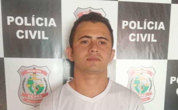 Homem é preso em Aracati suspeito de matar ex-mulher