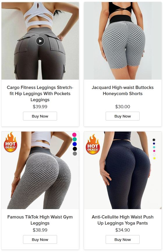 cellulite tights collection