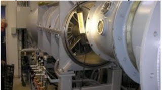 New large scale water vapor compressor in RAC systems by DTI