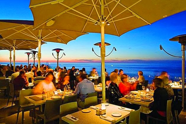 George's at the cove Restaurante San Diego La Jolla