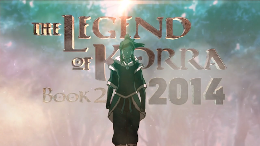 Nickelodeon UK & Ireland to Premiere Legend of Korra: Book 2 in 2014!