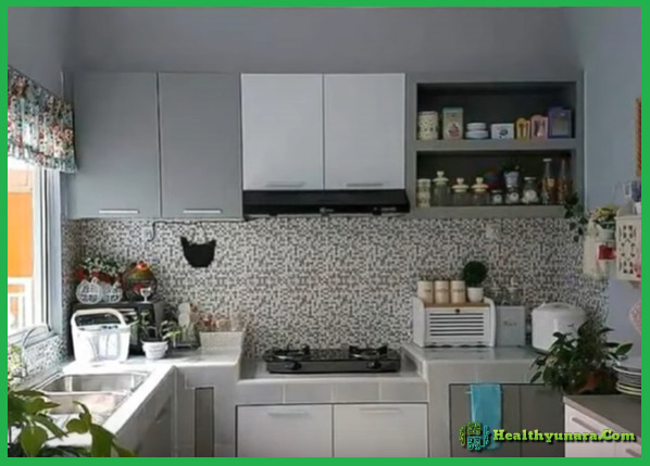 8 Minimalist kitchen decorating design for a simple home