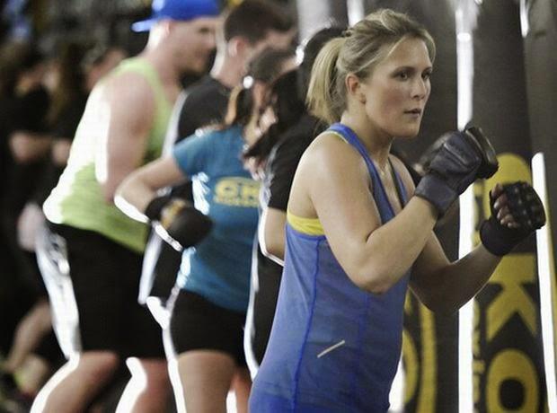 H νέα μόδα στη γυμναστική έρχεται από τις ΗΠΑ και υπόσχεται με μια ώρα να χάσεις 1.200 θερμίδες. Αλήθεια.
