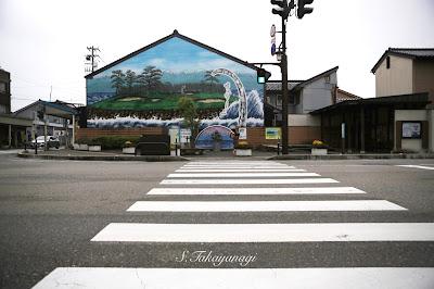 日本の風景 北陸の旅 日本海の街 富山県を歩く