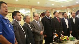 Lima iku chalun terus sah diterima masuk PBB
