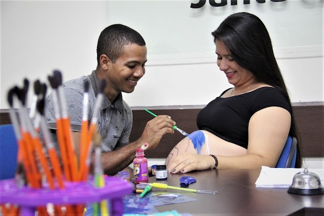 Moda Center Santa Cruz promove atividades com colaboradoras gestantes