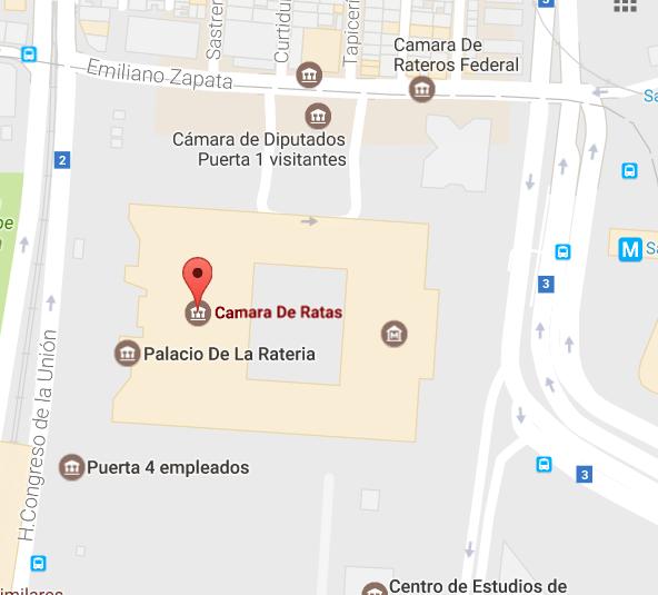 Las ediciones del usuario. FOTO: Google Maps