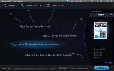 تحميل برنامج تحويل الفيديو WonderFox DVD Video Converter 2020