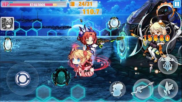 Guns Girl - Honkai Gakuen Mod cho Android