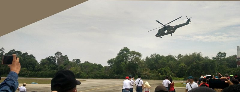 Serunya Main-Main di Pesawat Jupiter Aerobatic Angkatan Udara, Indonesia Jaya Expo 2017, paskhas TNI AU, Lanud Roesmin Nurjadin Pekanbaru, Review Pesawat, tim Jupiter Aerobatic Team