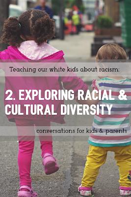 Exploring Racial Diversity: a conversation guide