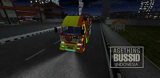 Download mod bussid truk oleng anti gosip