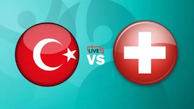 مشاهدة مباراة سويسرا ضد تركيا 20-06-2021 بث مباشر في بطولة اليورو