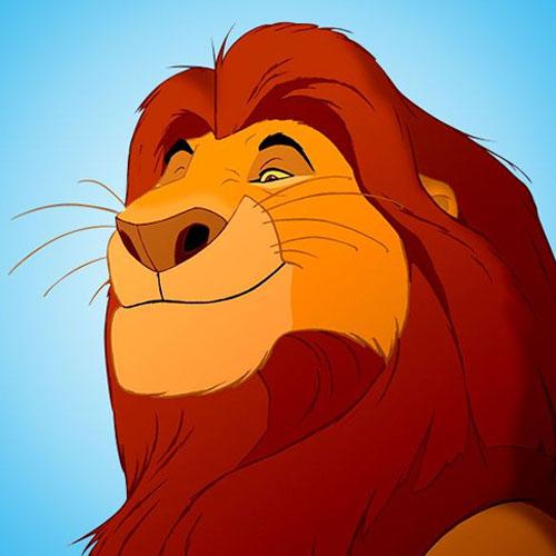 El Rey León Mufasa