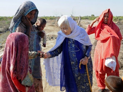 Dr Ruth Pfau : The magic healer