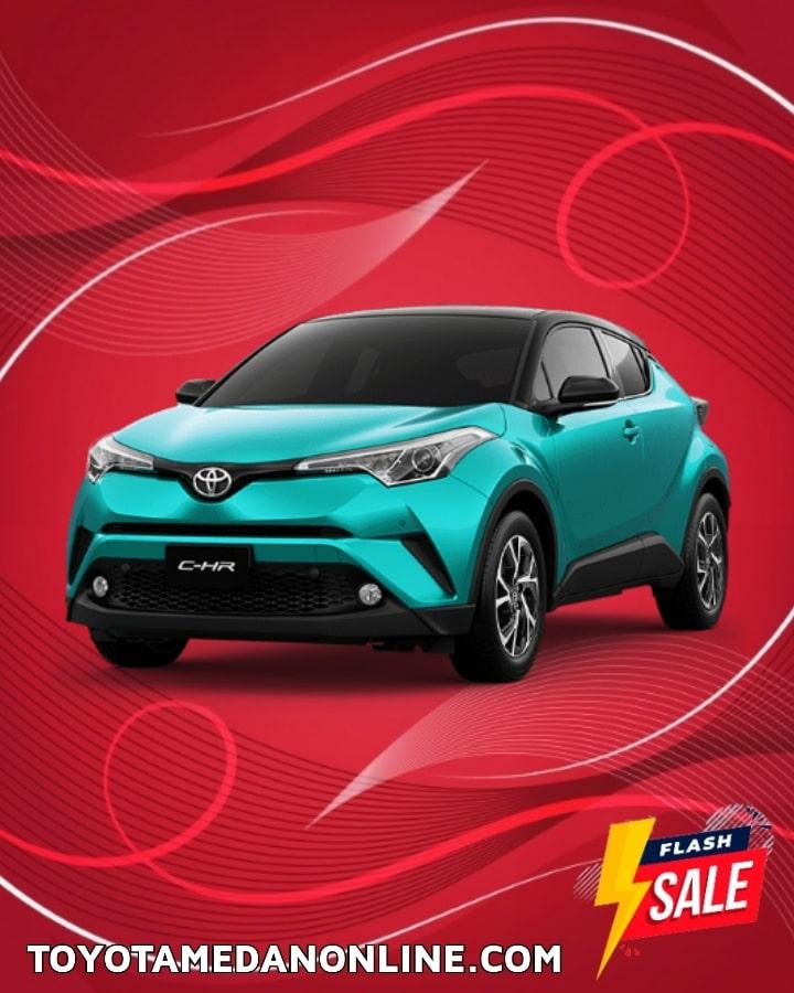 Harga Promo Toyota CHR Medan