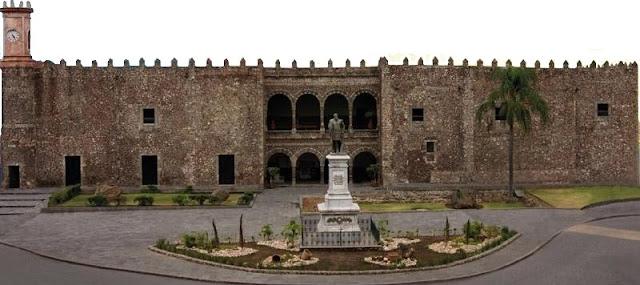 Palacio Cortes, Cuernavaca
