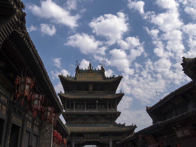 Tower in Pingyao China