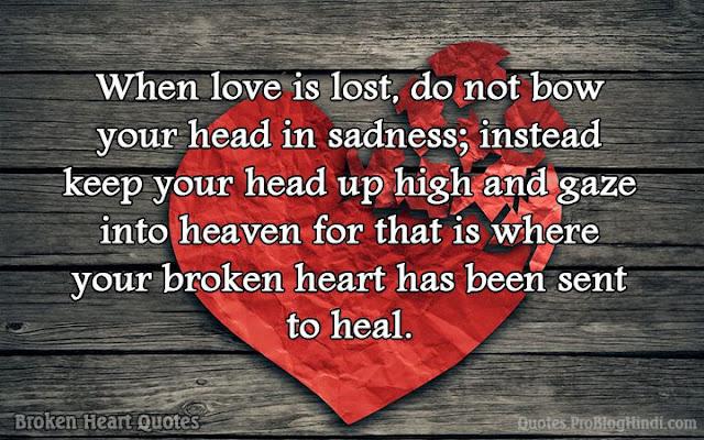broken heart quotes for boyfriend
