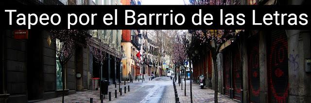 Tapeo por el Barrio de Las Letras