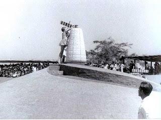 Inauguración de Auroville