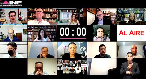 Acata INE sentencia del TEPJF y registra candidatura a diputación federal