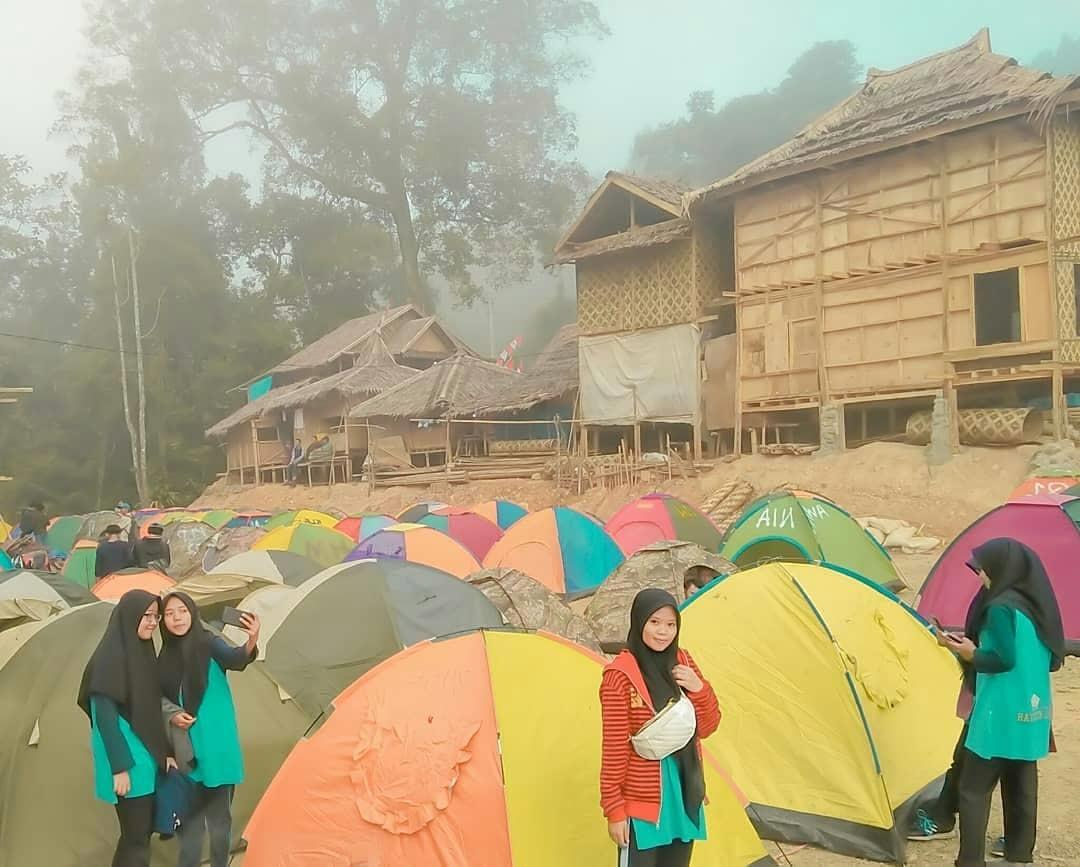 Lokasi Wisata Negeri Diatas Awan Citorek Lebak Banten