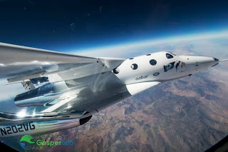 SpaceShipTwo Virgin Galactic