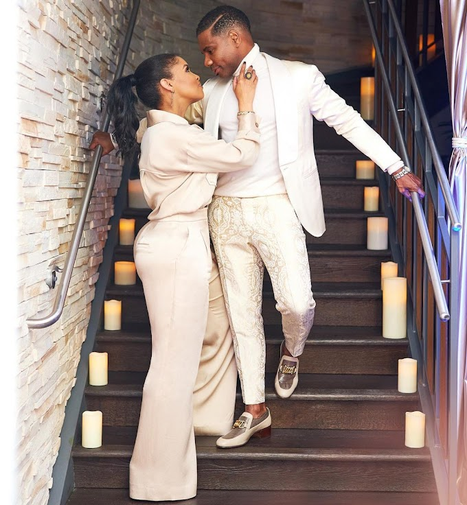 'You are my daily dose' - Gospel singer, Kirk Franklin celebrate wife Tammy Collins on their 25th wedding anniversary