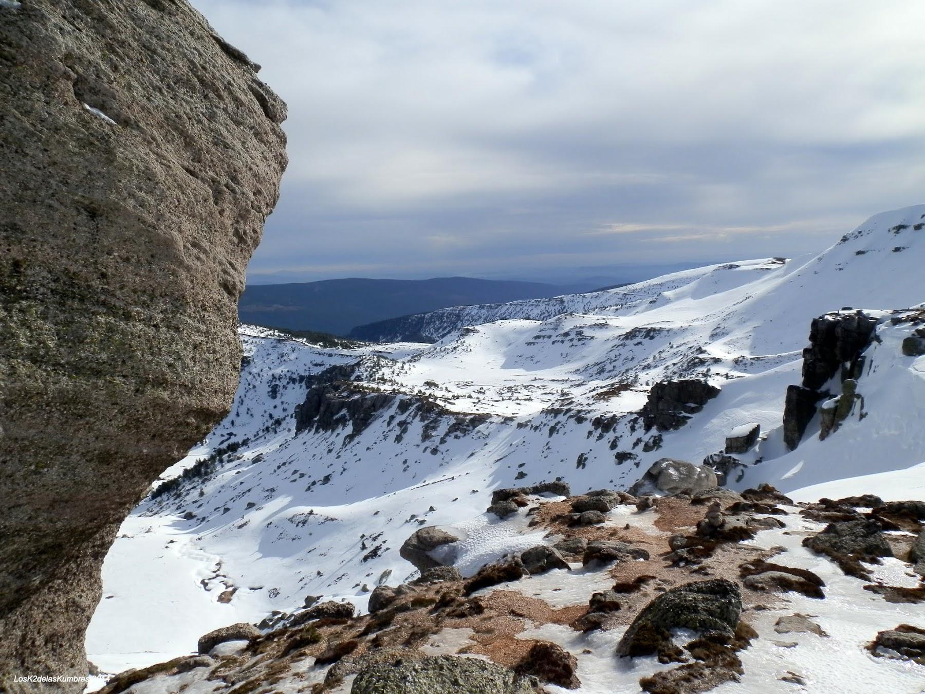 Pico de Urbion, montaña invernal