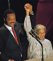 Rosa Parks Jesse Jackson