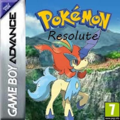 Pokemon Resolute GBA ROM Download