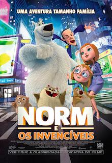 Assistir Norm e os Invencíveis Dublado Online HD