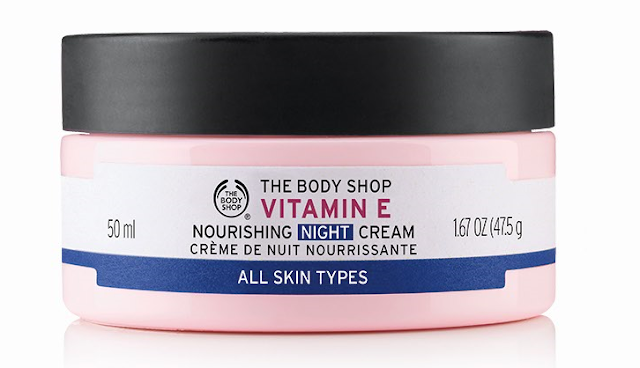 The Body Shop_VIT E 50 ML Night Cream