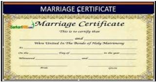 Register for marriage registrations online