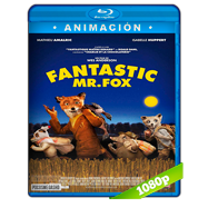 El fantástico Sr. Zorro (2009) Full HD 1080p Audio Dual Latino-Ingles