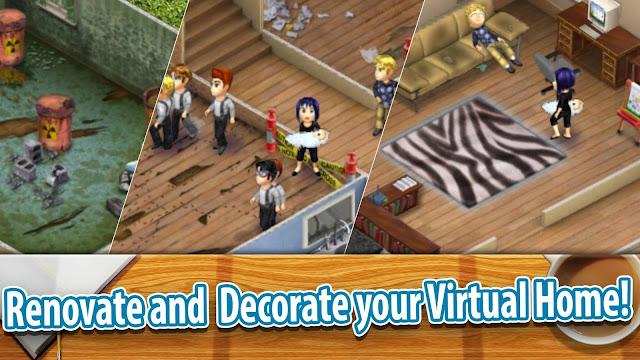 لعبة Virtual Families v1.6.92 مهكرة unnamed+%289%2