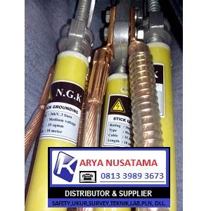 Jual Stick Ground Cluster NGK 20KV Up To 36KV di Palangkaraya