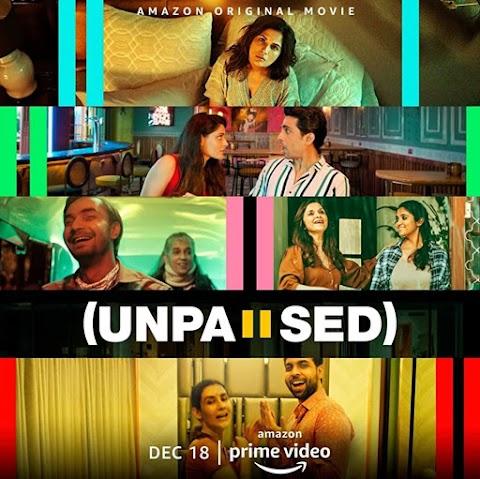 Unpaused 2020 Hindi 720p AMZN HDRip ESubs 770MB Download