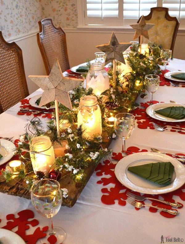 Best Of The Best Fabulous Christmas Table Decoration