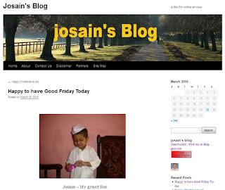 josain's blog