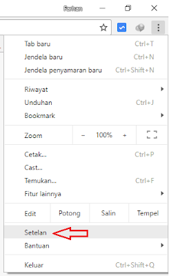 Cara Mengubah Spell Checking ke Bahasa Indonesia di Google Chrome