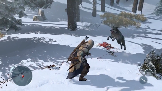 Assassin's Creed III - Xbox360 - Captura 5