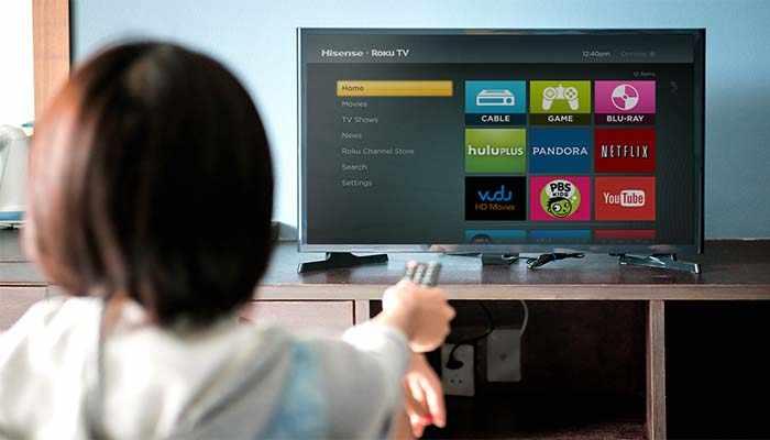 fitur smart tv