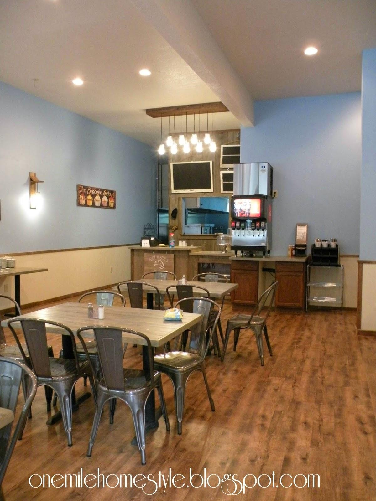 Aunt Netter's Cafe - After
