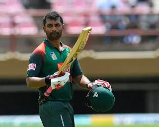 Tamim Iqbal 130* - West Indies vs Bangladesh 1st ODI 2018 Highlights