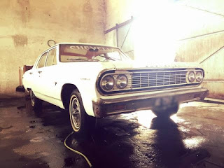 BURSA MOBIL KLASIK : Chevrolet Chevelle Malibu 1964 Full Restorasi