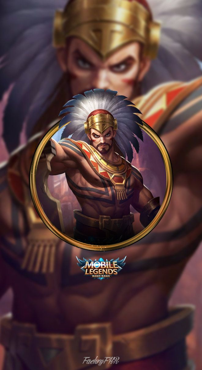 Wallpaper Lapu-Lapu Ancestral Blade Skin Mobile Legends HD for Mobile